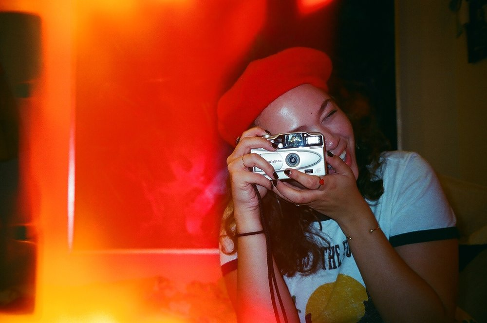 Sarasota. Me shooting Haley shooting me.