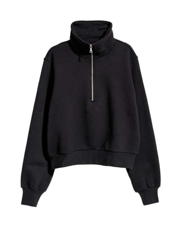 H&M Sweatshirt with Zip $49.99