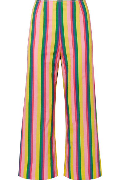 STAUD Maui wide-leg pants