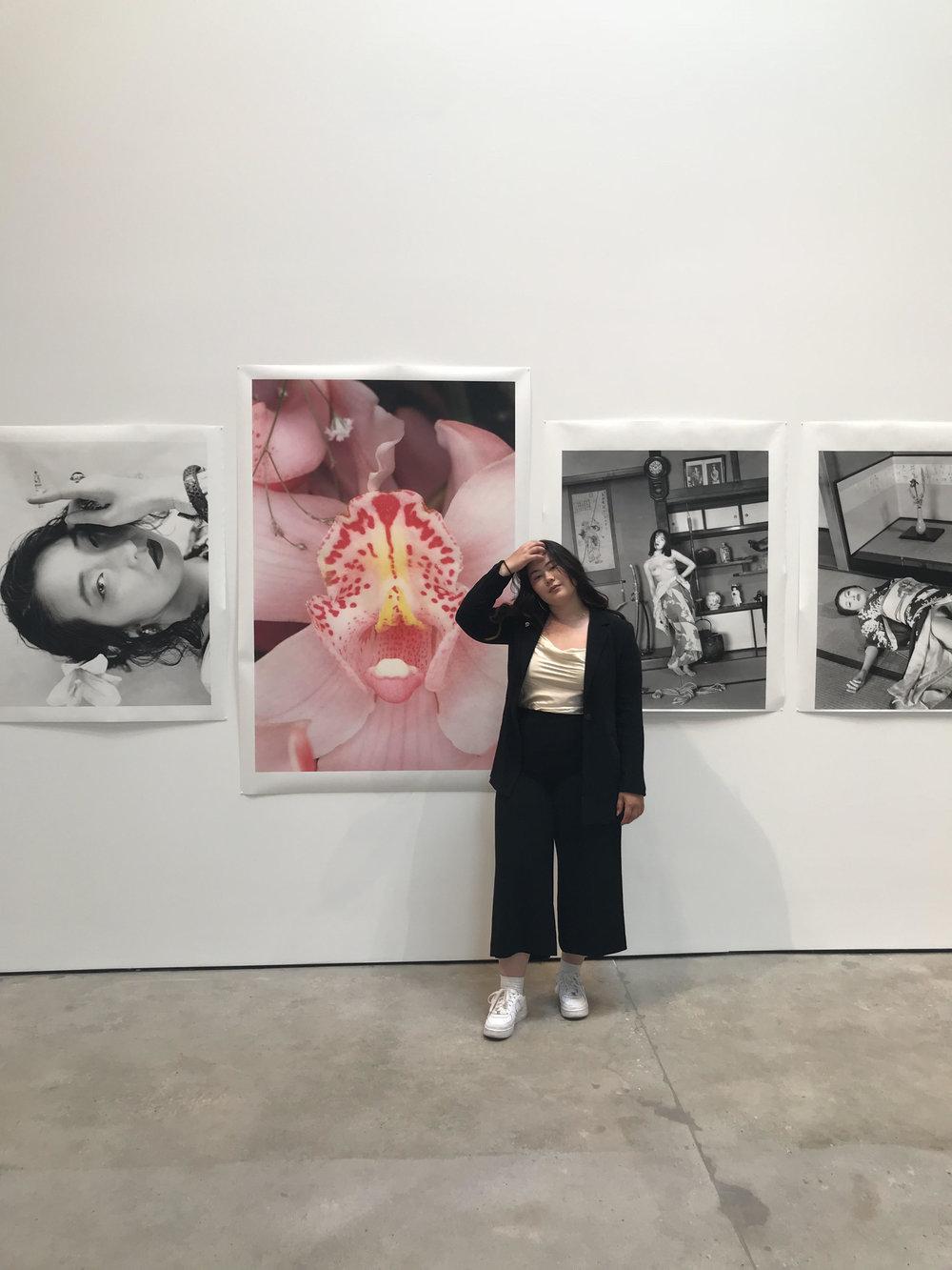 Minami Gessel Jeans & A Tee