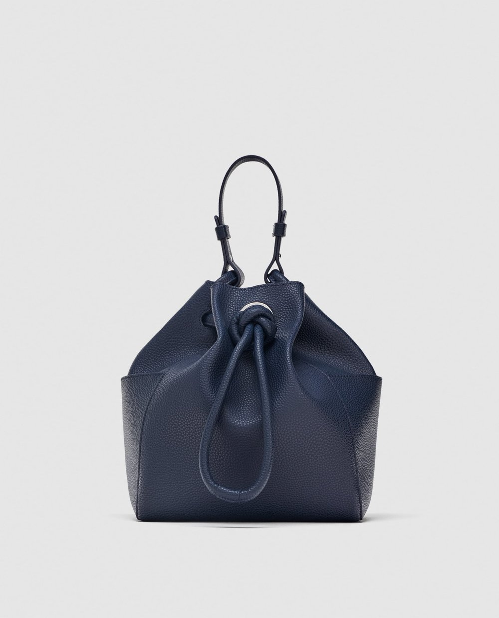 Zara Knotted Bag