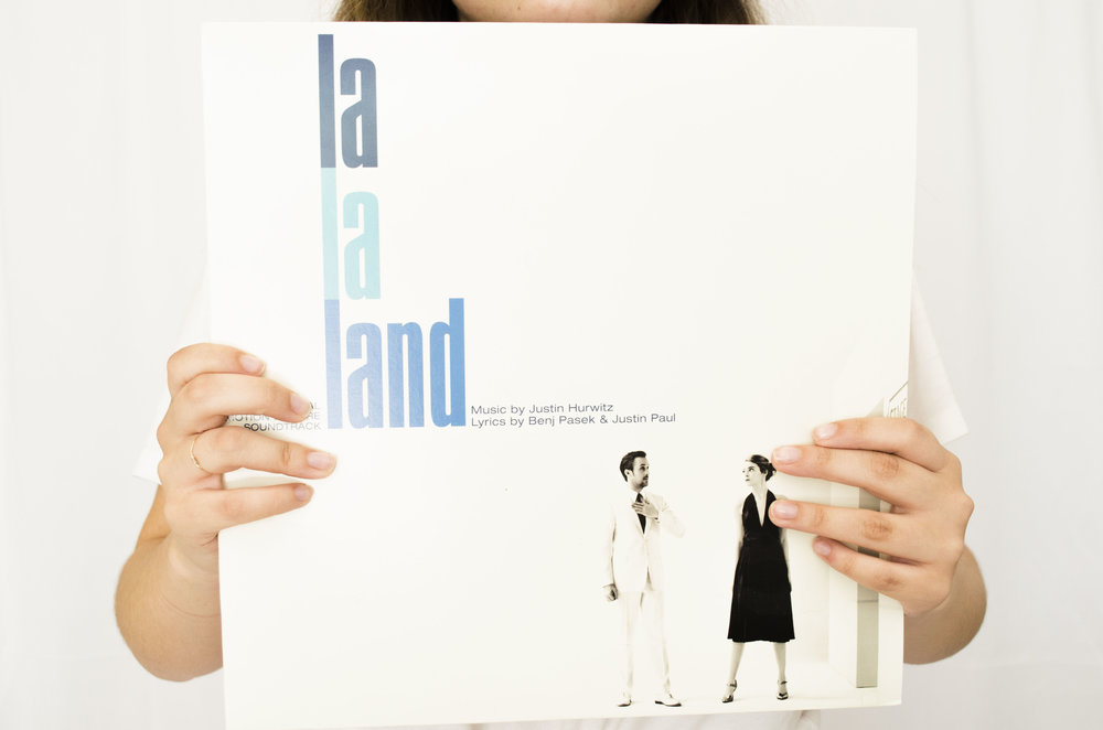 La La Land  - by Justin Hurwitz, Benji Pasek & Justin Paul