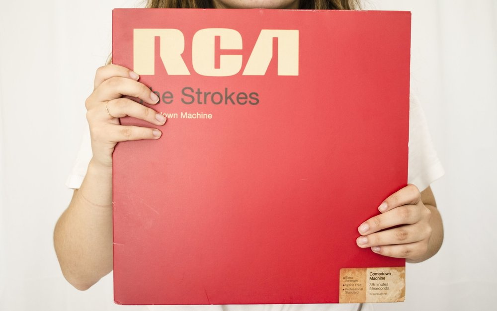 Comedown Machine  - by The Strokes