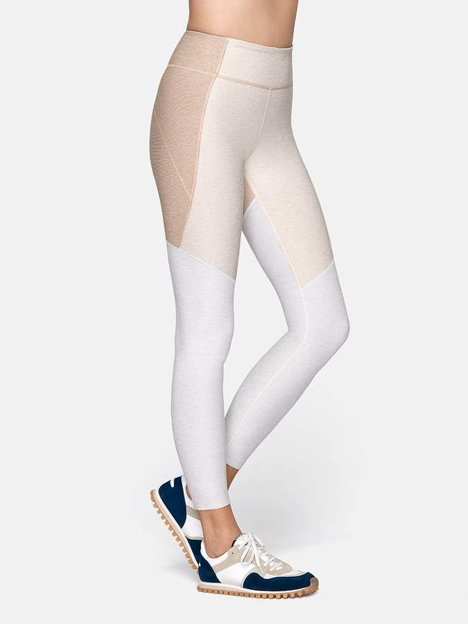 Outdoor Voices 7/8 Tri-Tone Legging