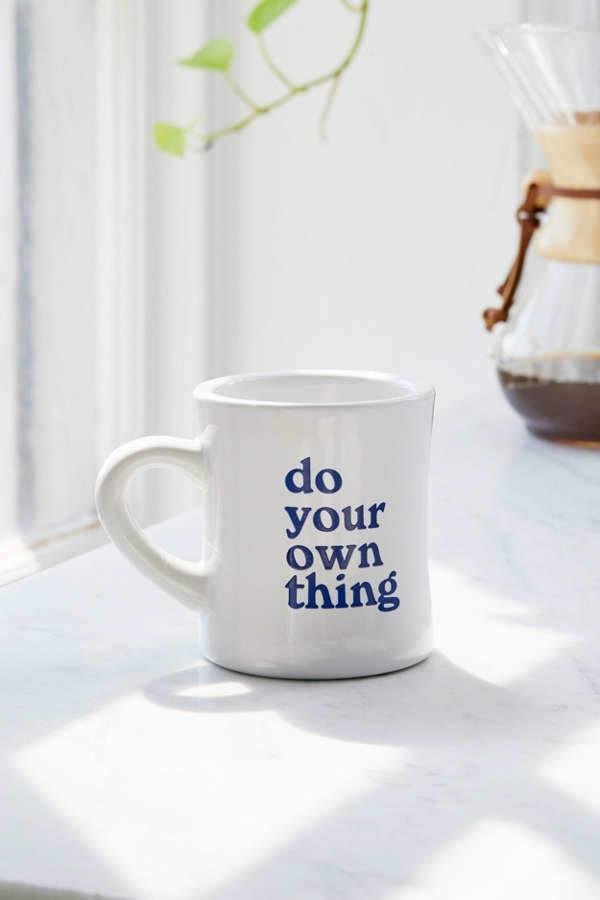 Do Your Own Thing Mug