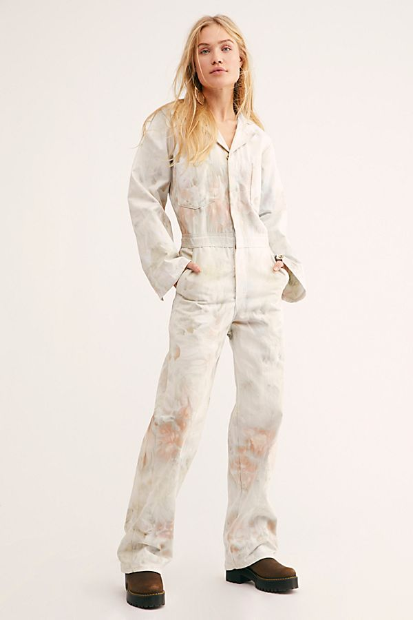 Tie Dye Flight Suit