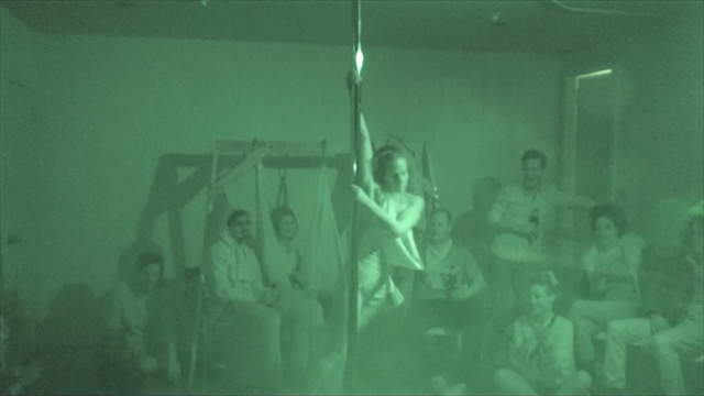 Snatch and Release (24h Performance, Glasshouse, 2012)