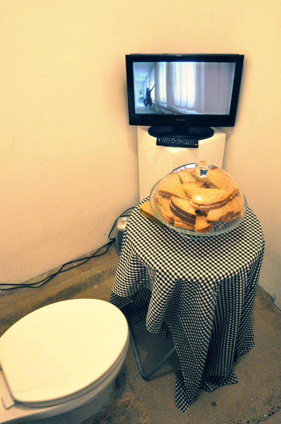 Dining Chamber (Performance Installation, 2013)