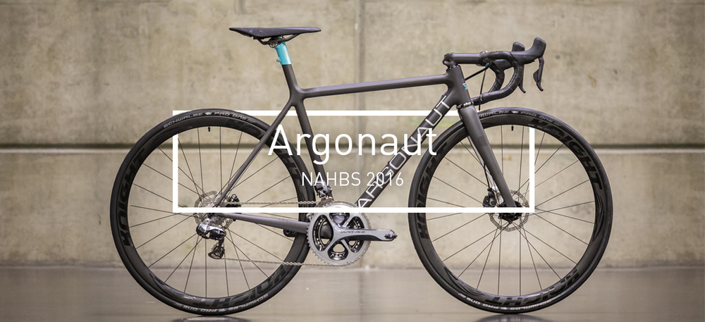 NAHBS 2016 - Argonaut Cycles