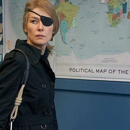 CONGRATULATIONS to Rosamund Pike and Annie Lennox for their Golden Globe nominations this morning! A  PRIVATE WAR is playing now in select theatres across Canada!