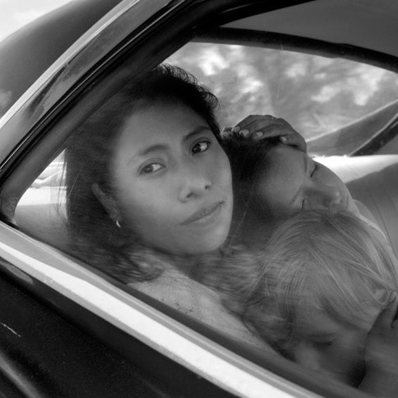 We will be cheering on Alfonso Cuarón's @romacuaron at tomorrow night's @goldenglobes 🤞