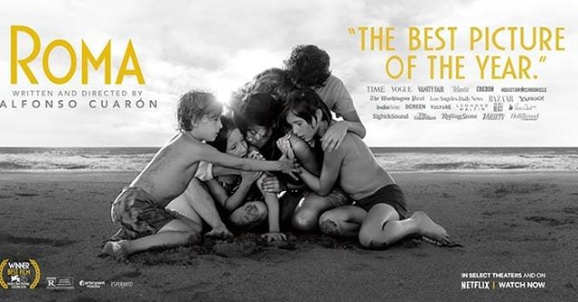 @romacuaron continues to dominate awards season ...