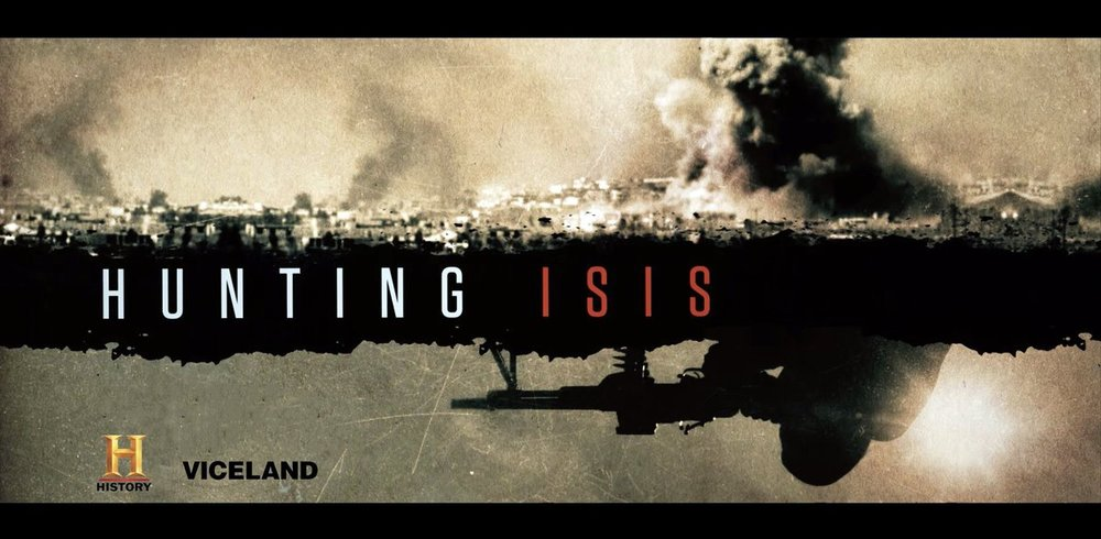 GRM is featured in the documentary series HUNTING ISIS -  NEW EPISODES TUESDAYS AT 11/10 central on the History Channel and Viceland. Also streaming on iTunes, Amazon, and google.