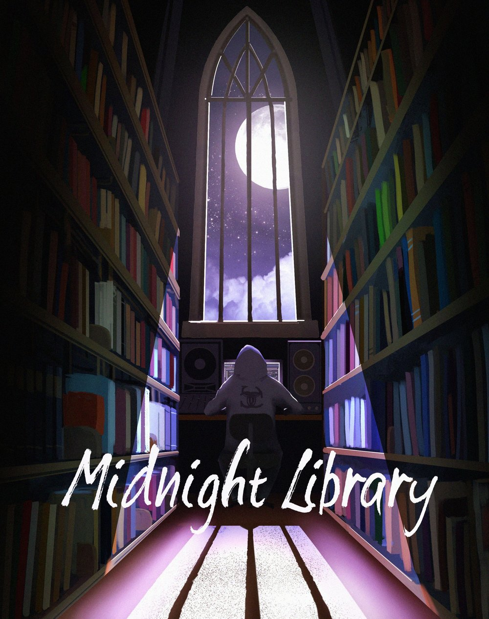 MC David J - Midnight Library