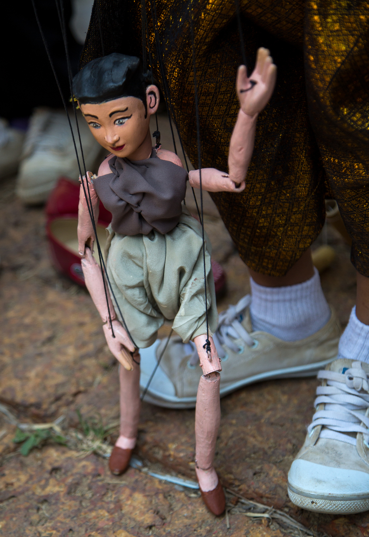 Thai Puppet
