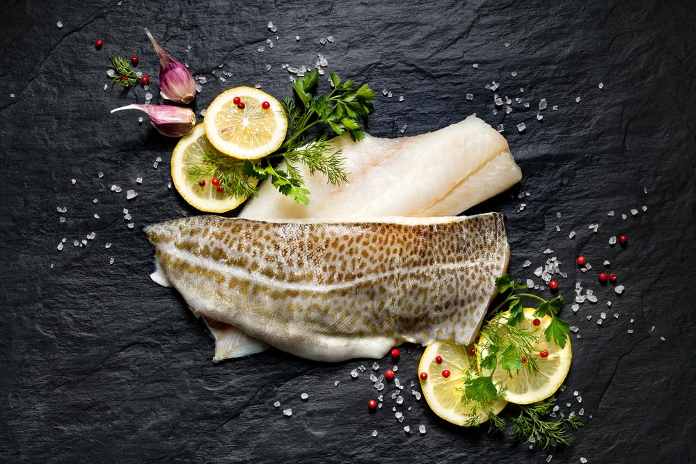 fresh cod