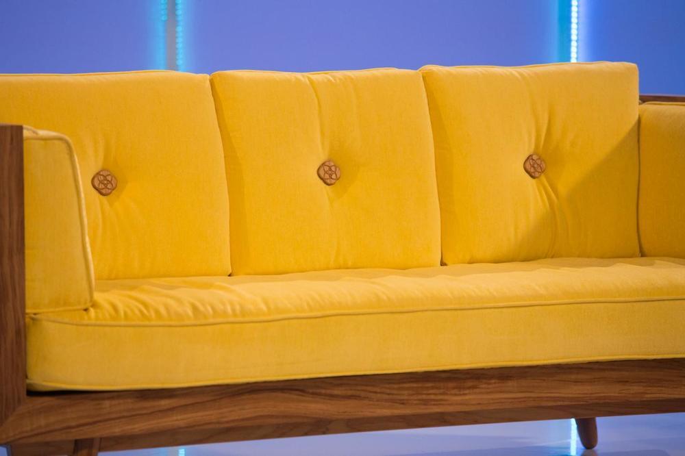 Ikigai Teak Sofa: Challenge 6