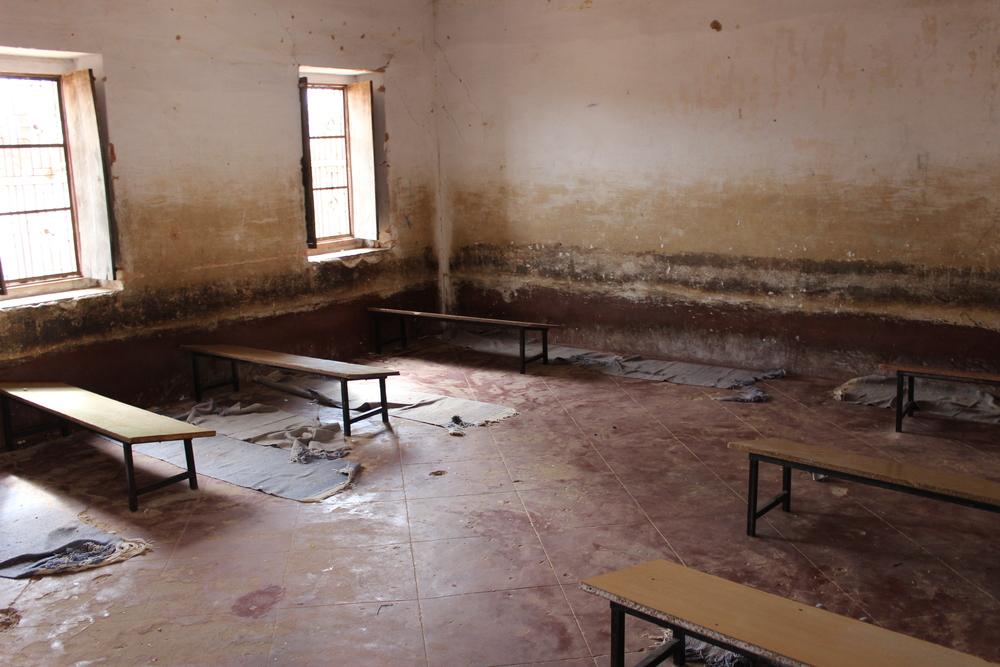 Elementary school we visited in Rajasthan, India