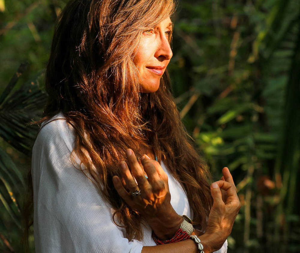 Meet your wisdom guide: - Sukhdev Jackson is one of the international faces of the new generation of Kundalini Yoga teachers. Guiding women to return to their true power is her driving passion in life. She is the founder of