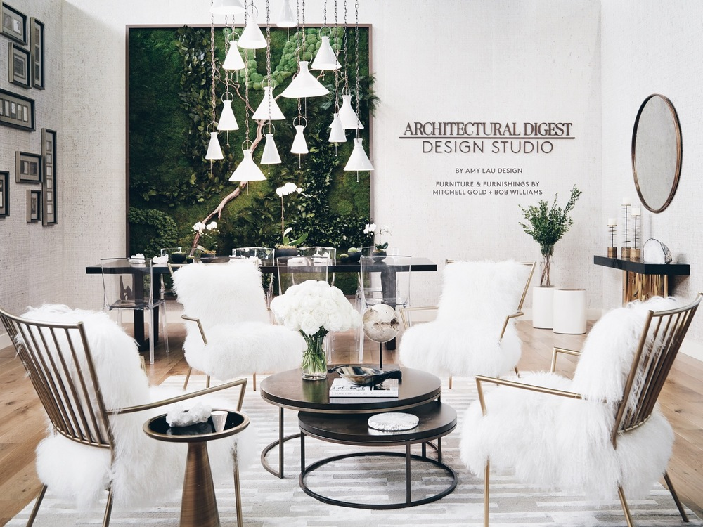 Did You Make It To Arch Digestu0027s Home Design Show In NYC This Past Weekend?  I Saw A Lot Of Out Of Town Designers, And It Really Reminds Me How Lucky I  ...