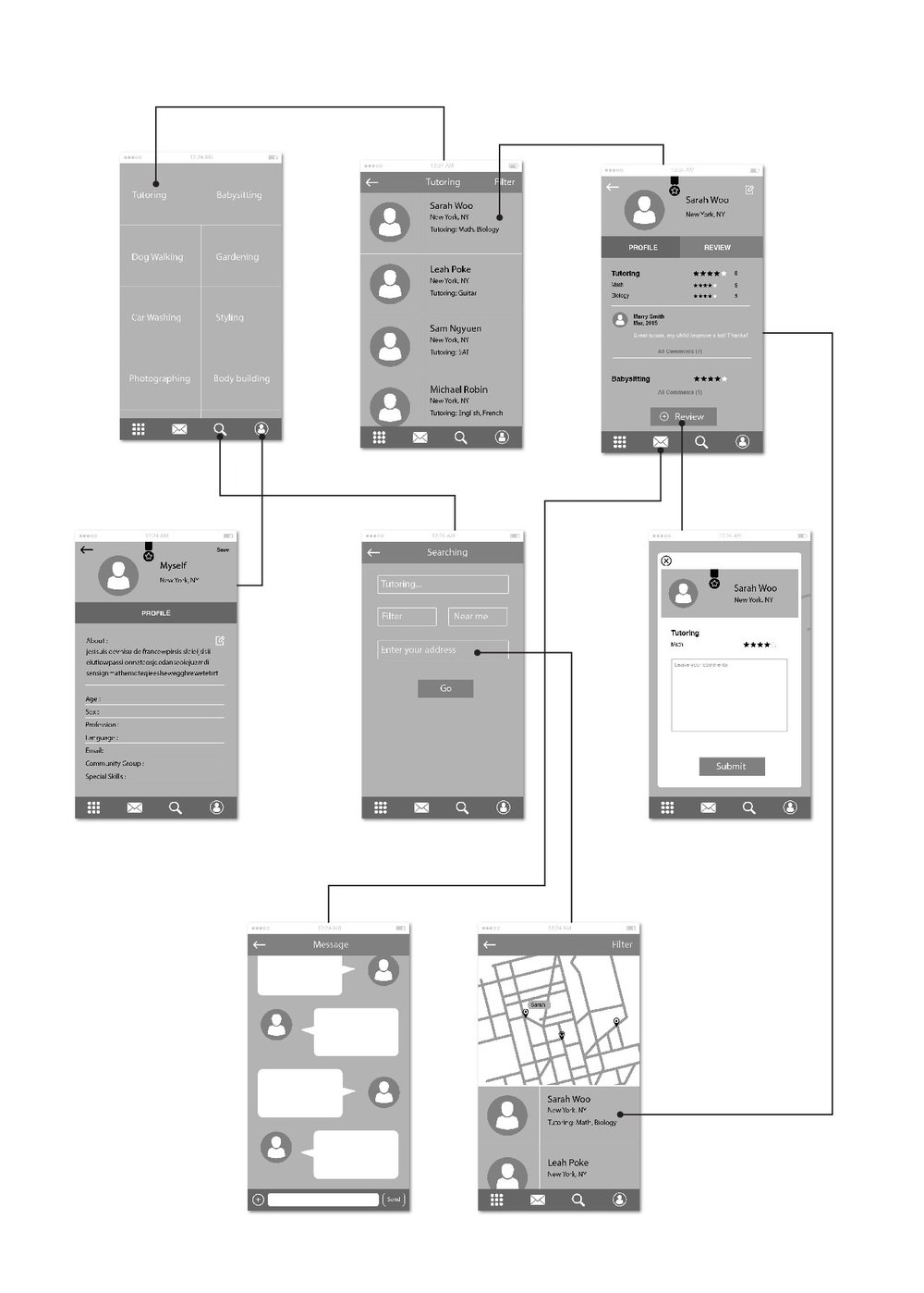 nearbies_wireframe