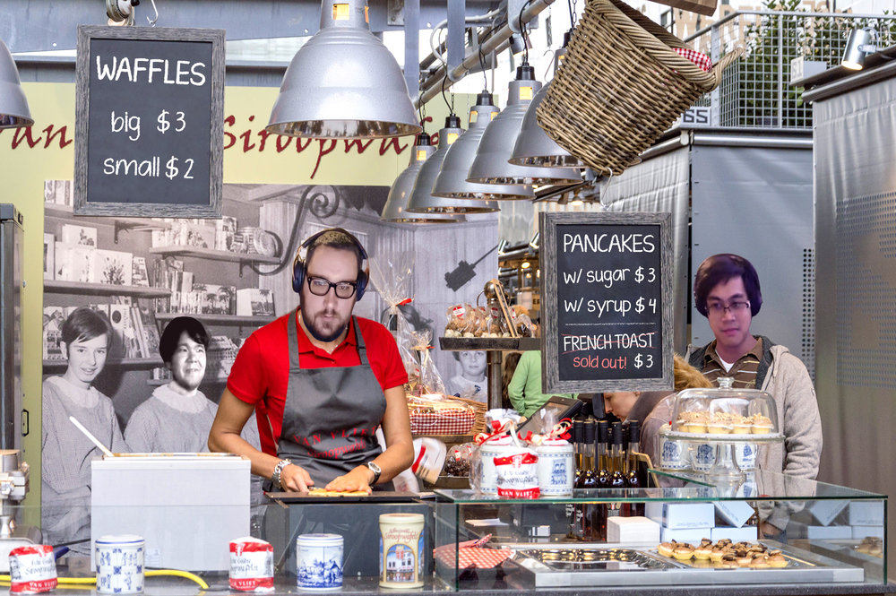 Waffle & Pancake Shop
