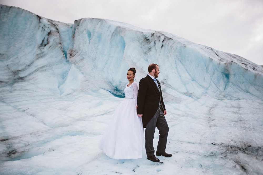 Glacier Elopement