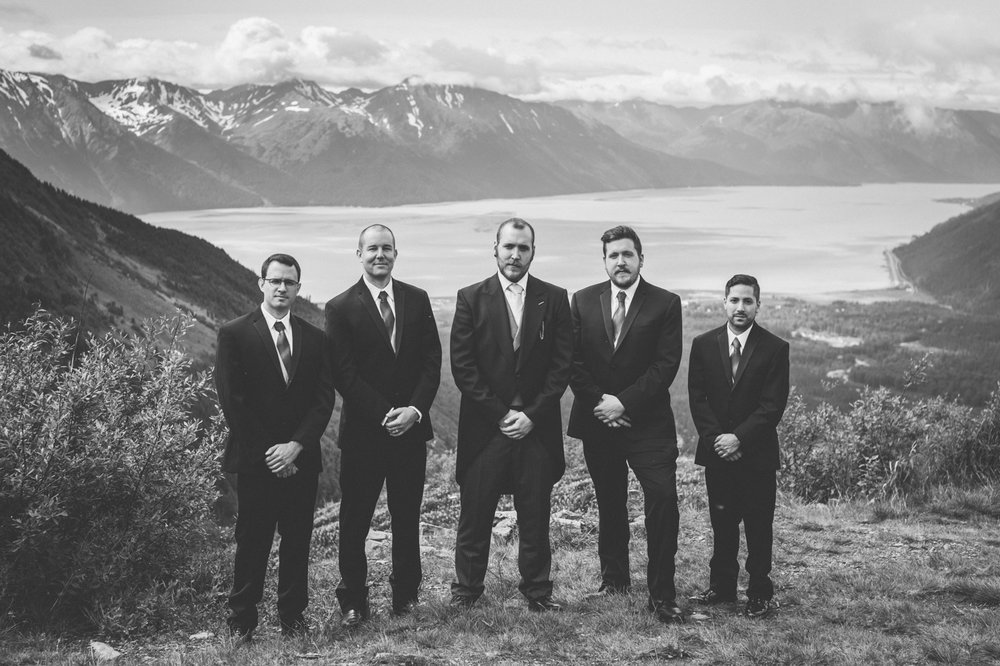Alyeska Resort Wedding