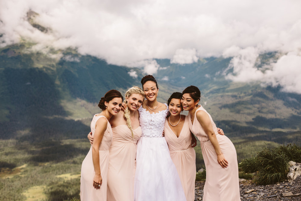 Alyeska Resort Wedding Photos