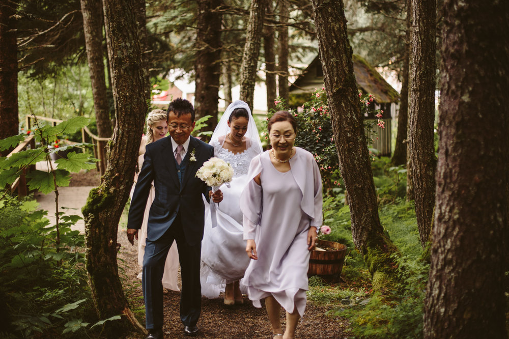 Crow Creek Mine Wedding