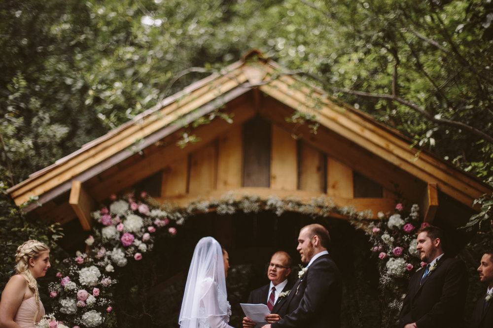 Girdwood Alaska Wedding