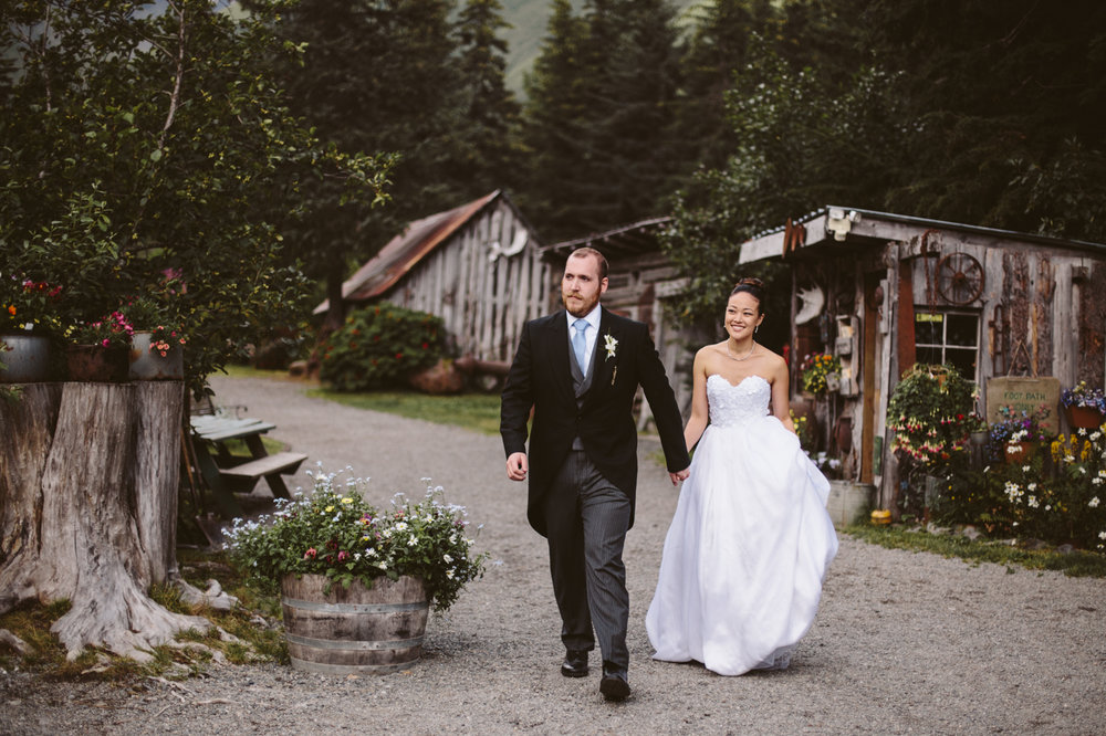 Wedding Photographer in Alaska