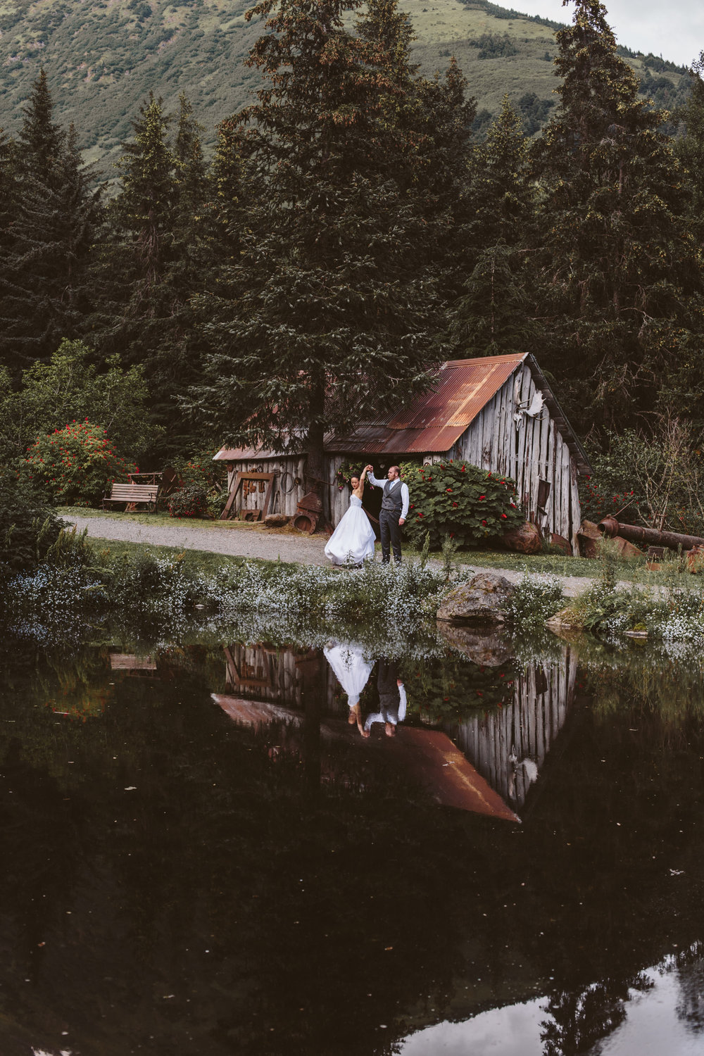 Sitka Wedding Photographer