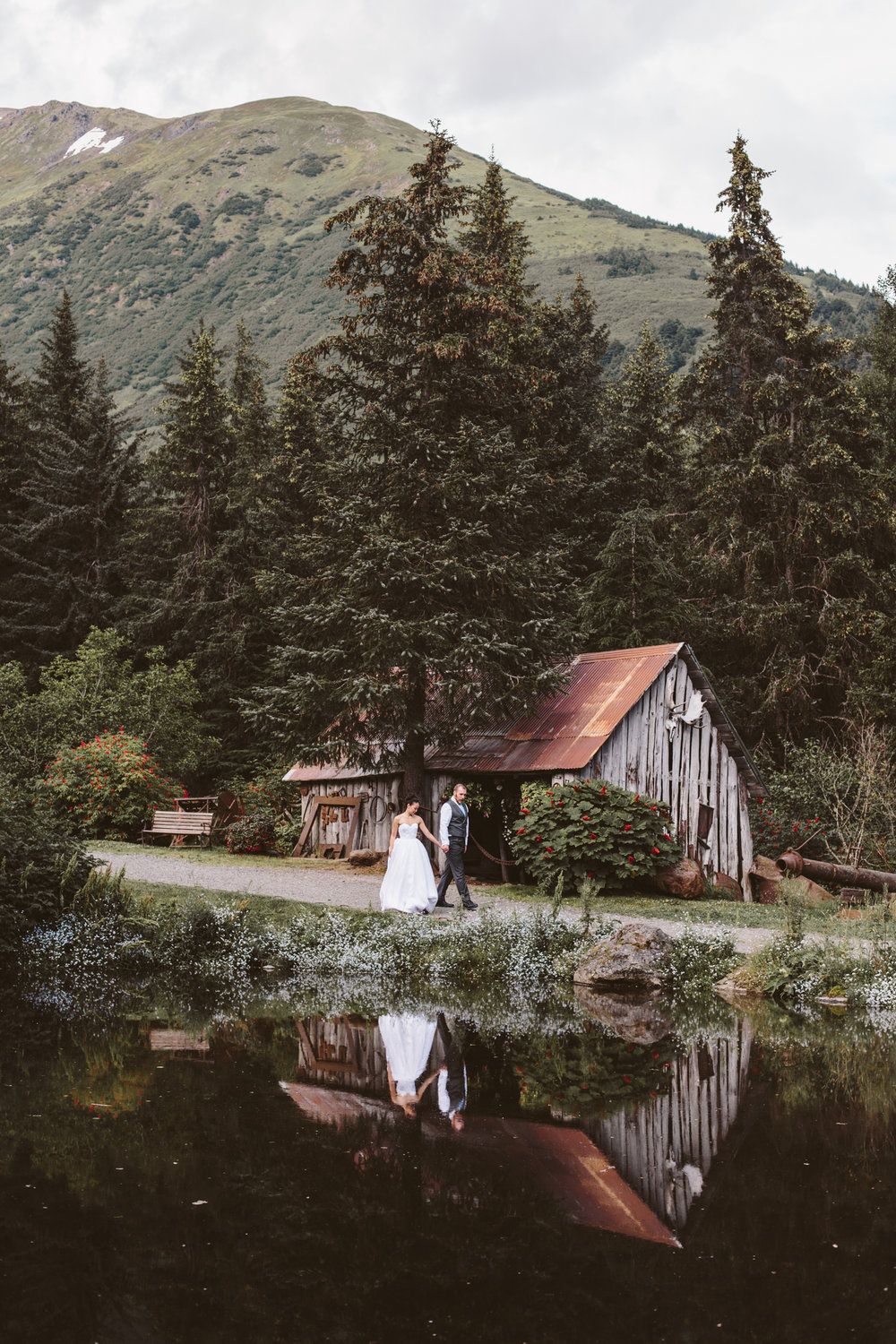 Anchorage Wedding Photographer
