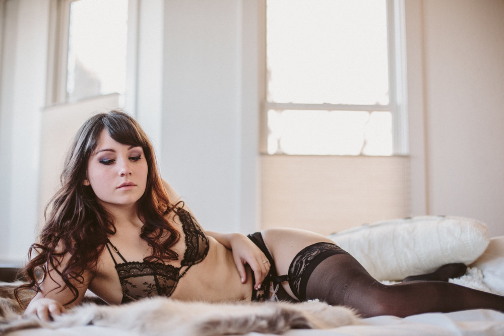 Anchorage Boudoir Photographer