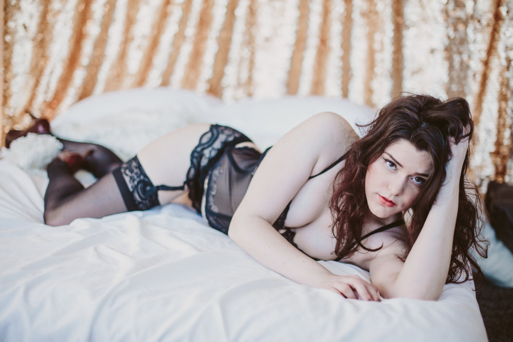 Anchorage's Best Boudoir Photographer