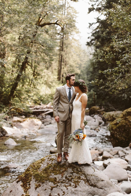 Seattle Mountain Wedding