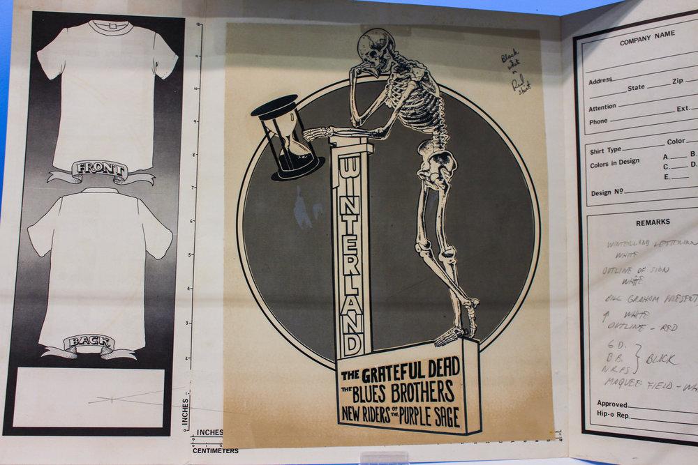 original 70's rock merchandise screen prints Hip-O-Potamus  (26 of 39).jpg