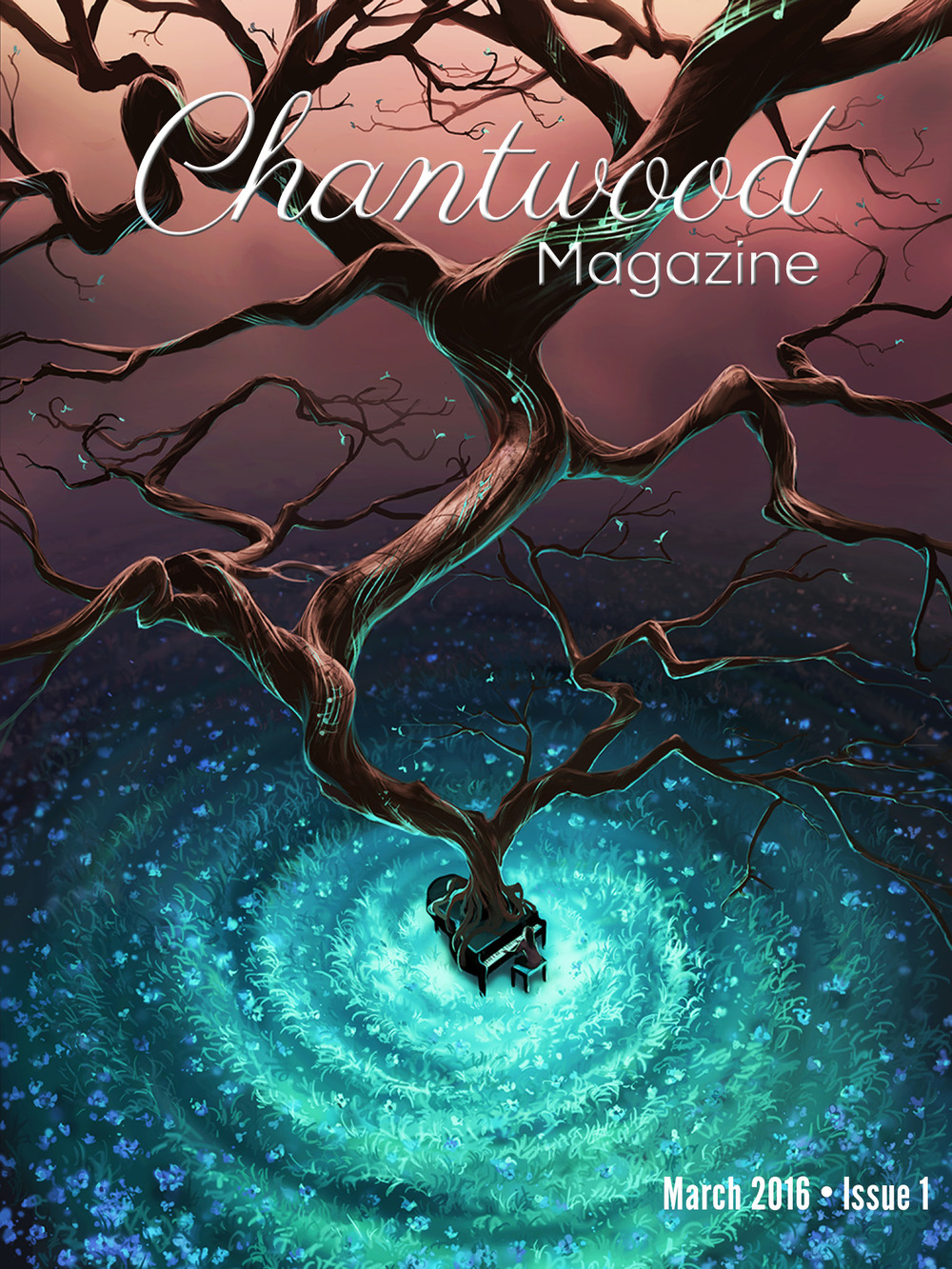 Chantwood Literary Magazine Issue 1