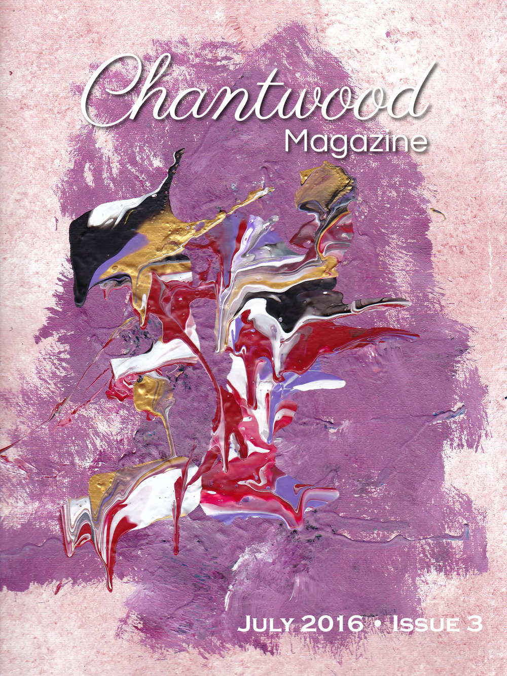 Chantwood Literary Magazine Issue 3