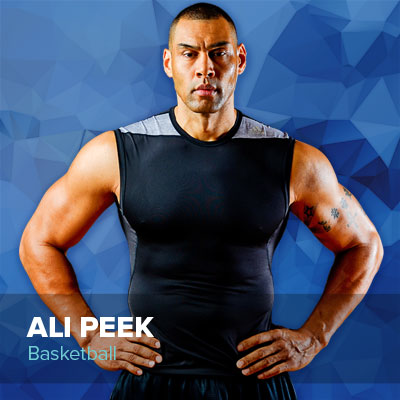 Ali Peek cover