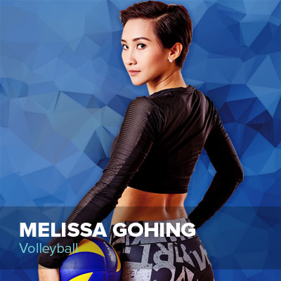 Melissa Gohing cover