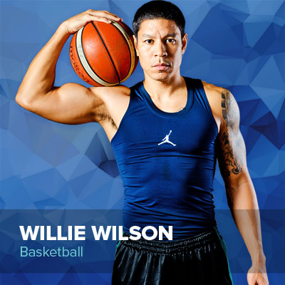Willie Wilson cover