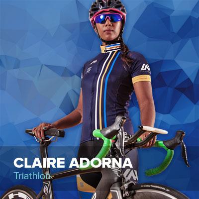 Claire Adorna cover