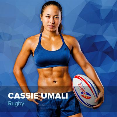 Cassie Umali cover