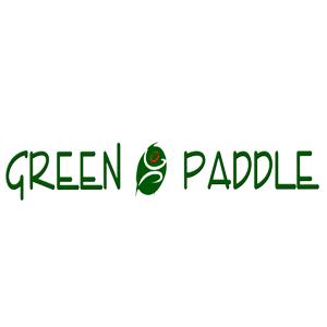 Green Paddle logo