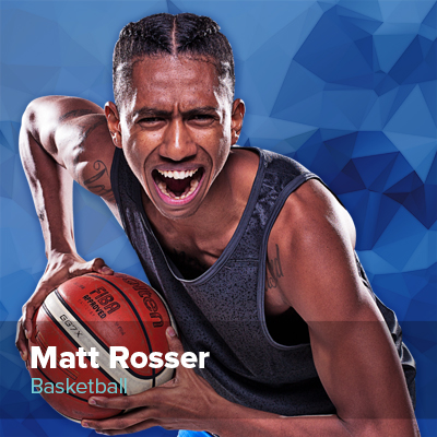 Matt Rosser cover