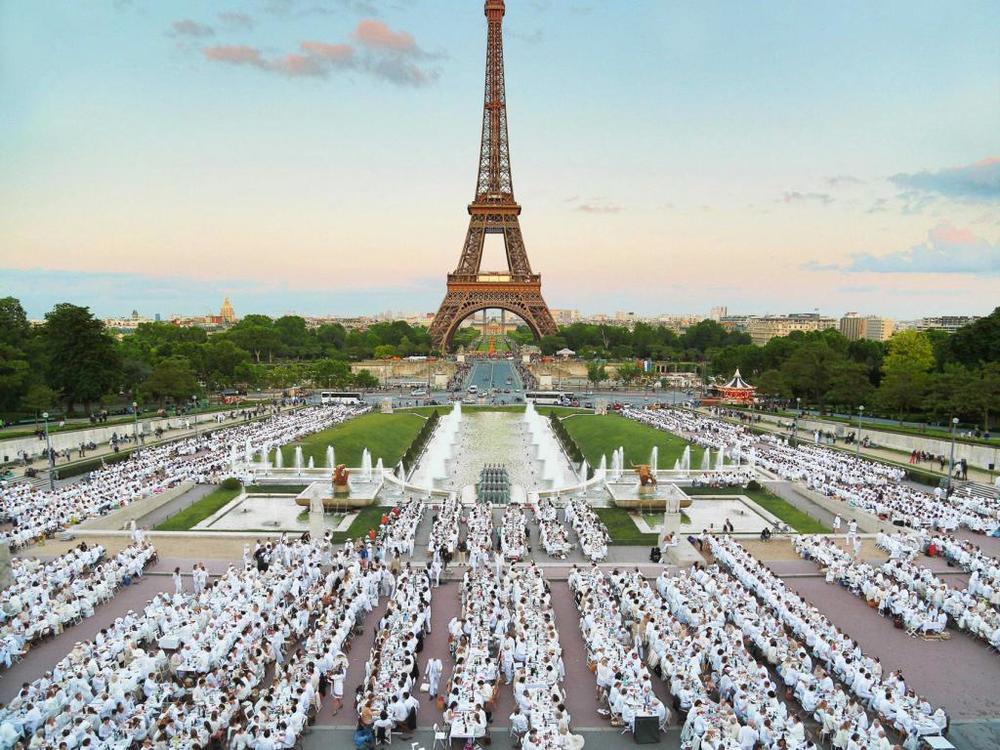 Diner en Blanc - Paris