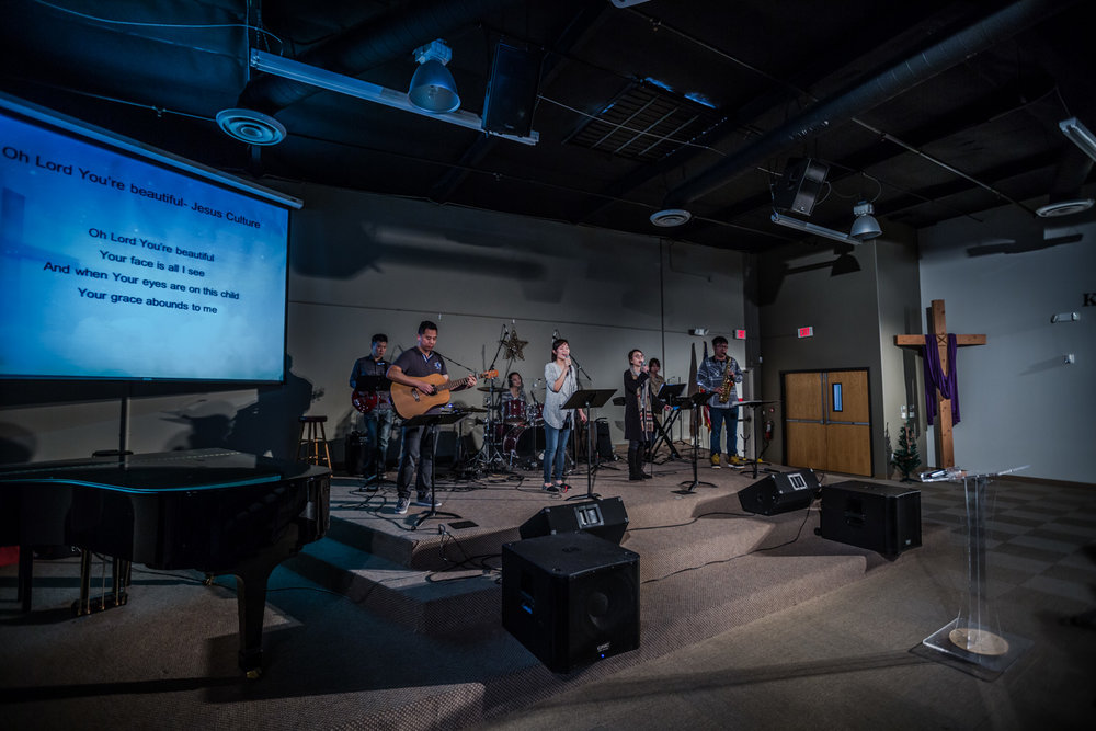 FCI 1.5 Generation Worship Team FLOW
