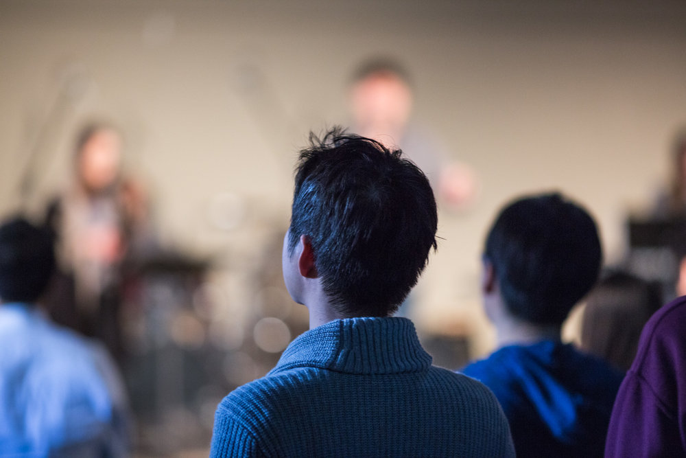 EFCI 1.5 Generation Member Worshipping